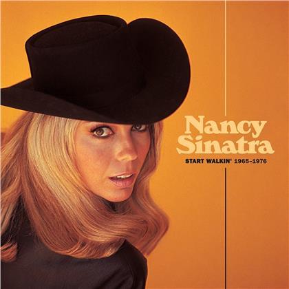Nancy Sinatra - Start Walkin' 1965-1976 (Deluxe Edition, CD + Buch)