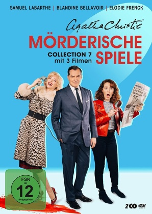 Agatha Christie - Mörderische Spiele - Collection 7 (2 DVDs)