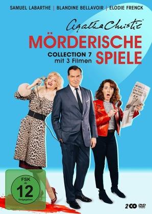Agatha Christie - Mörderische Spiele - Collection 7 (2 DVDs)