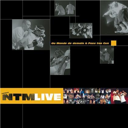Supreme NTM - Live (Du monde de demain à Pose ton Gun) (2 CDs)