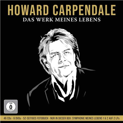 Howard Carpendale - Das Werk Meines Lebens (Limited Edition, CD + DVD)