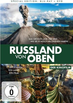 Russland von oben - Der Kinofilm (Special Edition, Blu-ray + DVD)