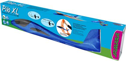 Jamara Pilo XL Schaumwurfgleiter EPP Tragfläche orange Rumpf blau