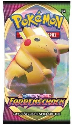 Pokémon Schwert und Schild 04 - Booster-Pack 1 Stück, Assortiert