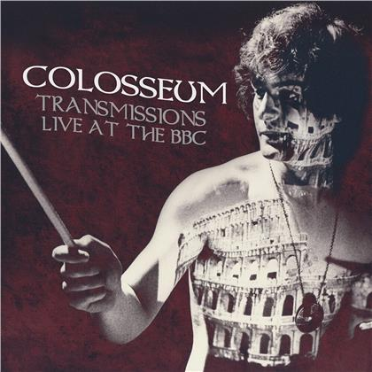 Colosseum - Transmissions Live At The BBC (6 CDs)