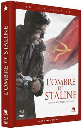 L'ombre de Staline (2019) (Édition Prestige, Mediabook, Blu-ray + DVD)