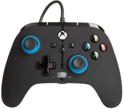 XBOX Controller Enhanced Wired BLUE HINT POWER A offiziell lizenziert