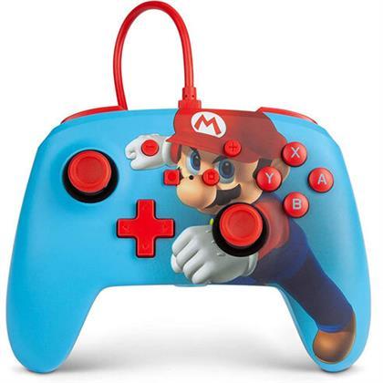Switch Controller Mario Punch offiziell lizenziert POWER A