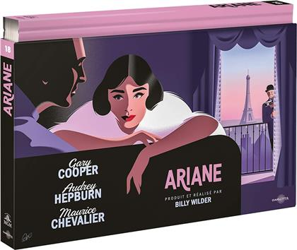 Ariane (1957) (Collector's Edition Limitata, Blu-ray + DVD)