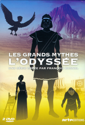 Les Grands Mythes - L'Odyssée (Arte Éditions, 2 DVDs)