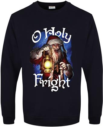 O Holy Fright - Men's Christmas Jumper