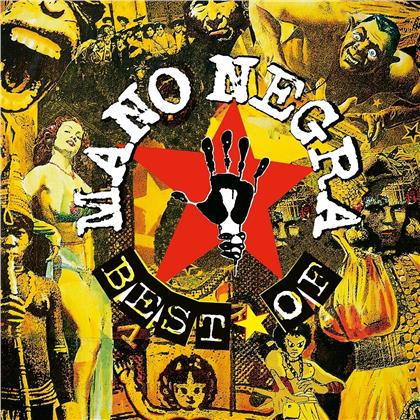 Mano Negra - Best Of (2020 Reissue, Because Music, LP)