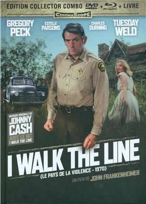 I Walk the Line - Le pays de la violence (1970) (Version Intégrale, Collector's Edition, Mediabook, Restaurierte Fassung, Blu-ray + DVD)