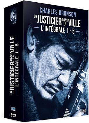 Un justicier dans la ville - L'intégrale 1-5 (5 DVDs)