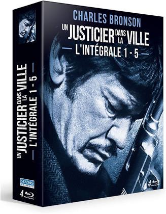 Un justicier dans la ville - L'intégrale 1-5 (4 Blu-rays)