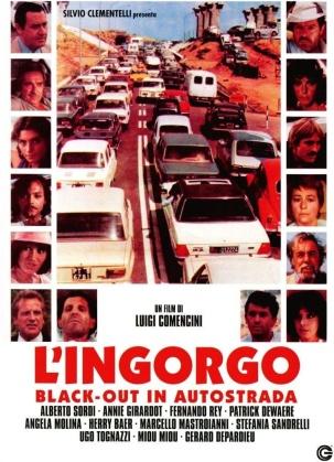 L'Ingorgo - Black-out in Autostrada (1979) (Riedizione)