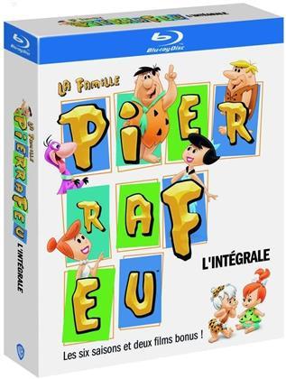 La Famille Pierrafeu - L'intégrale (10 Blu-rays)
