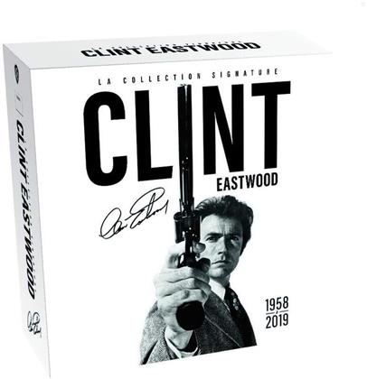 Clint Eastwood - La Collection Signature - 1958-2019 (Limited Edition, 54 Blu-rays + 9 DVDs)