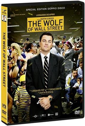 The Wolf of Wall Street (2013) (Edizione Speciale, 2 DVD)