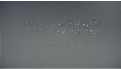 Ludovico Einaudi - Seven Days Walking (Limited Deluxe Edition, 7 CDs + 2 LPs)