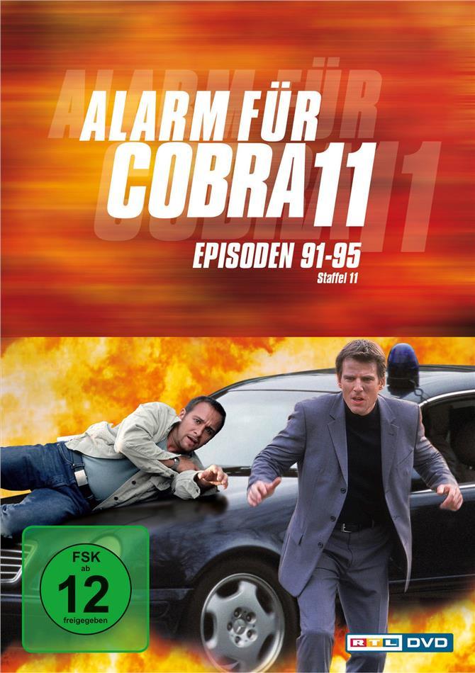 Alarm für Cobra 11 - Staffel 11 (Neuauflage)