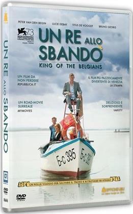 Un re allo sbando - King of the Belgians (2016) (Neuauflage)