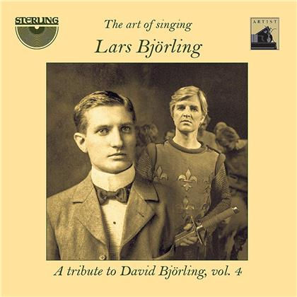 Lars Bjorling - Art Of Singing: A Tribute To David Bjorling Vol. 4 (2 CDs)
