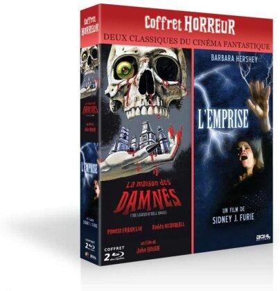 La maison des damnés / L'Emprise (2 Blu-ray)