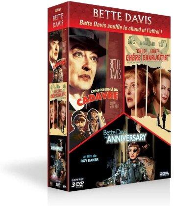 Confession à un cadavre / Chut... chut... chère Charlotte / The Anniversary (3 DVD)