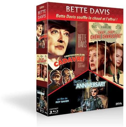 Confession à un cadavre / Chut... chut... chère Charlotte / The Anniversary (3 Blu-ray)