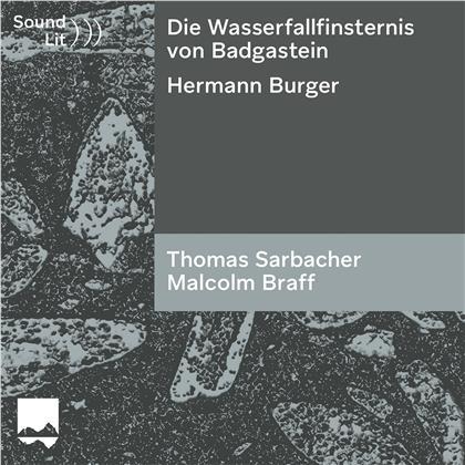 Malcolm Braff, Thomas Sarbacher & Hermann Burger - Sound)))Lit - Die Wasserfallfinsternis von Badgastein