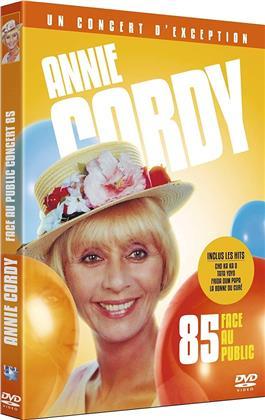 Annie Cordy - Face au public concert 85