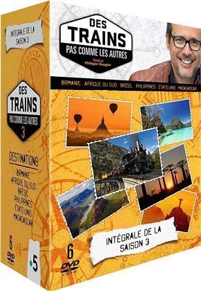 Des trains pas comme les autres - Saison 3 (6 DVD)