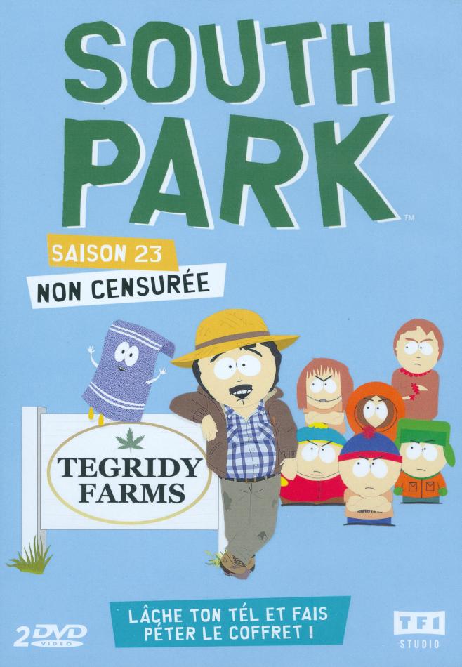 South Park - Saison 23 (2 DVDs)