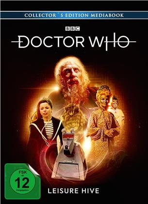 Doctor Who - Vierter Doktor - Leisure Hive (Collector's Edition Limitata, Mediabook, 3 Blu-ray)