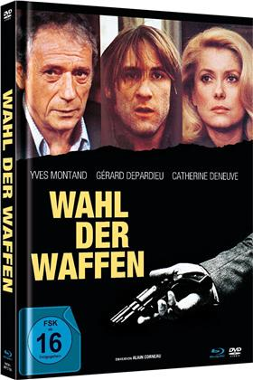 Wahl der Waffen (1981) (Limited Edition, Mediabook, Blu-ray + DVD)