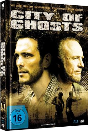 City of Ghosts (Limited Edition, Mediabook, Uncut, Blu-ray + DVD)
