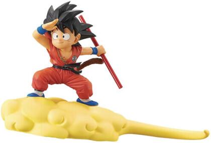 Banpresto - Dragon Ball Goku & Flying Nimbus Figure Version 1