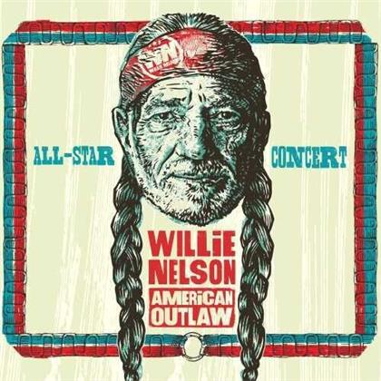 Willie Nelson American Outlaw (Live 2019) (2 CDs + DVD)