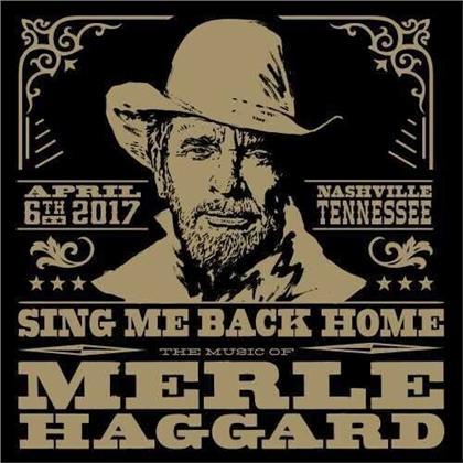 Sing Me Back Home: Music Of Merle Haggard (2 CDs + DVD)