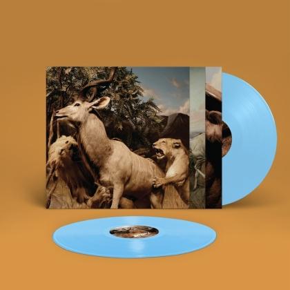 Interpol - Our Love To Admire (2020 Reissue, Gatefold, Blue Vinyl, LP)