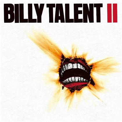 Billy Talent - II (2020 Reissue, Limited, Music On Vinyl, White Vinyl, LP)