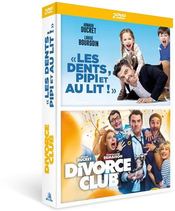 Les dents, pipi et au lit ! / Divorce Club (2 DVD)