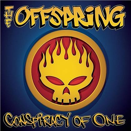 The Offspring - Conspiracy Of One (2020 Reissue, Round Hill, Édition Deluxe, Red/Yellow Vinyl, LP)