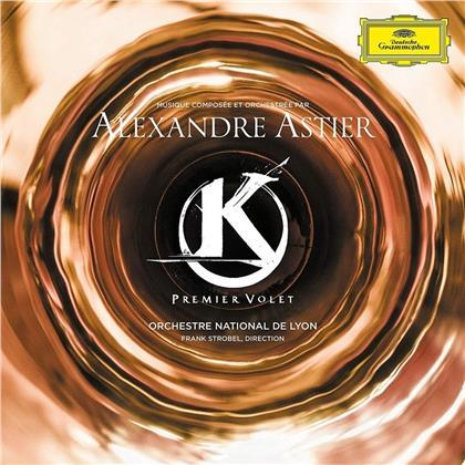 Alexandre Astier - Kaamelott - Premier Volet - OST (Coffret Collector , 4 LPs)
