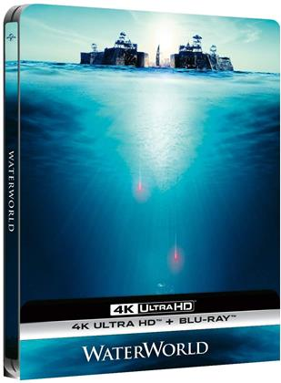 Waterworld (1995) (Limited Edition, Steelbook, 4K Ultra HD + Blu-ray)