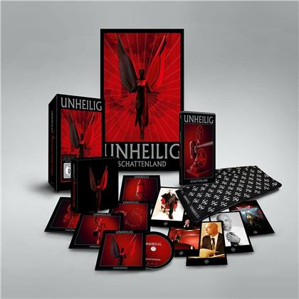 Unheilig - Schattenland (Limited Deluxe Boxset, CD + DVD)