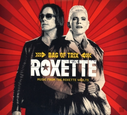 Roxette - Bag Of Trix (Music From The Roxette Vaults) (3 CDs)