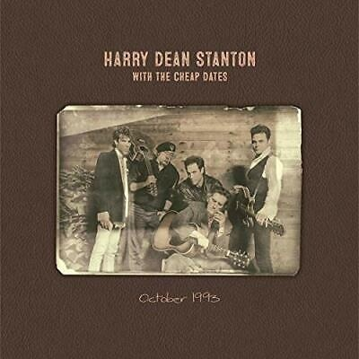 Harry Dean Stanton - October 1993 (Digipack)