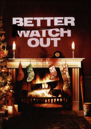 Better Watch Out (2016) (Cover A, Limited Edition, Mediabook, Blu-ray + CD)
